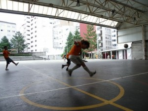 Deporte escolar (II)