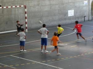 Deporte escolar (I)