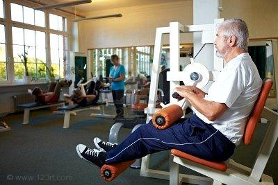 Aumentar la calidad de vida de las personas mayores con ejercicio fisico