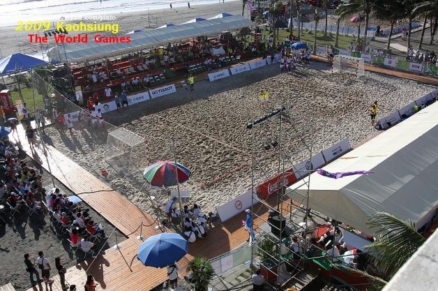 Balonmano playa, el deporte del futuro