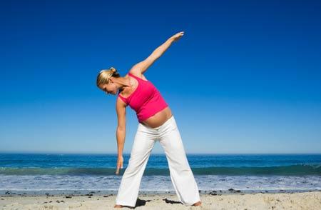 Beneficios del ejercicio fisico en embarazadas