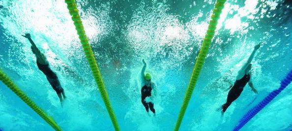 Entrenamiento resistencia anaeróbica en natación