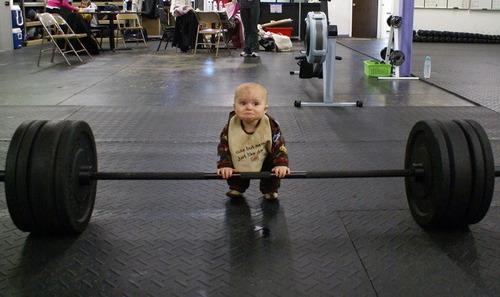 Entrenamiento de fuerza en edades tempranas