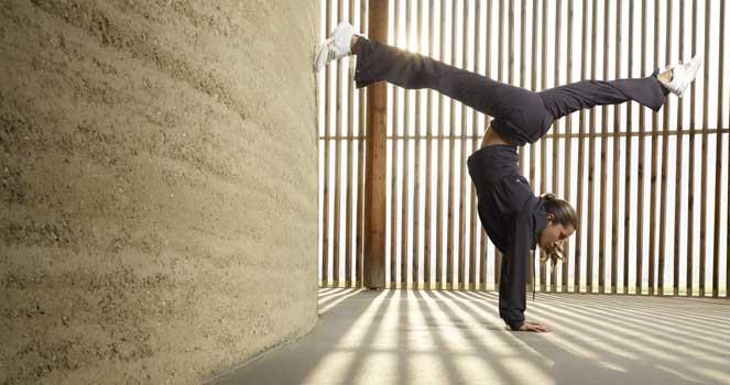Clase de yoga - 2 part 4