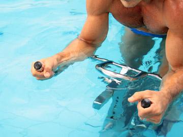 Hydrorider, spinning en el agua (parte 1)