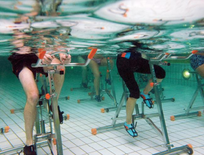 Hydrorider parte 2: Posiciones