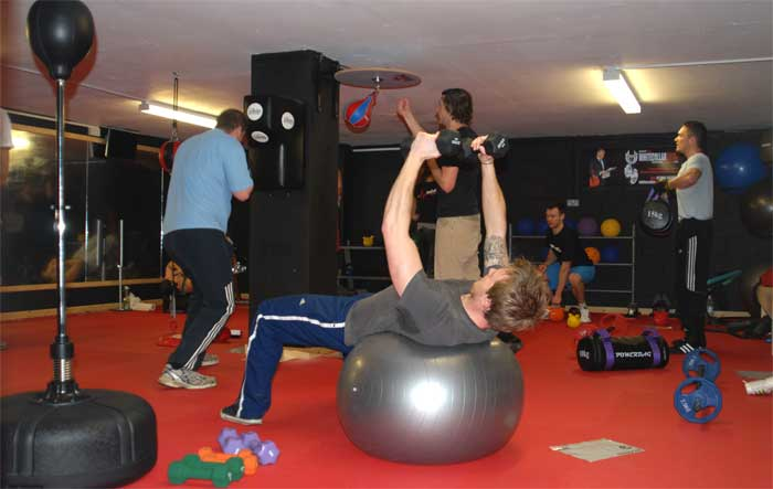 Nuevo en el gimnasio: Entrenamiento en circuito