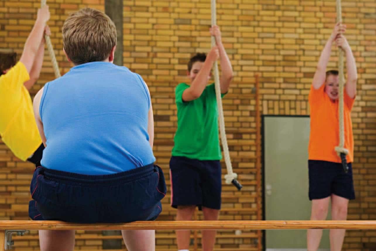 Hacia un mundo de obesos