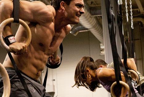 Crossfit: redefiniendo el fitness