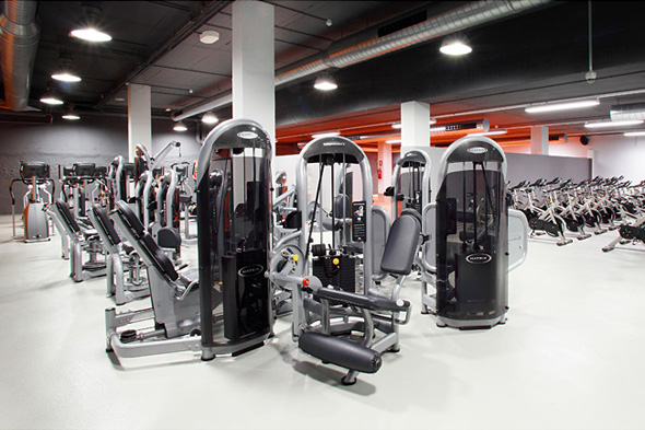 Llegan los gimnasios 24 horas buenaforma estudio de for 24 horas gym