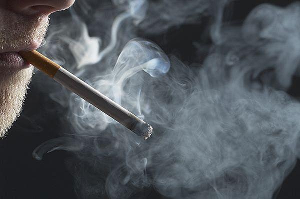 Fumador y deportista