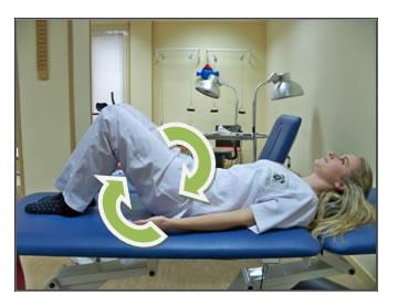basculacion pelvica Recomendaciones y ejercicios para lumbagias bajas