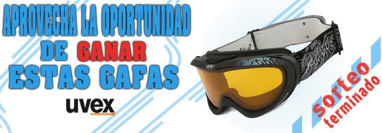 Ganador gafas de esquí (sorteo)