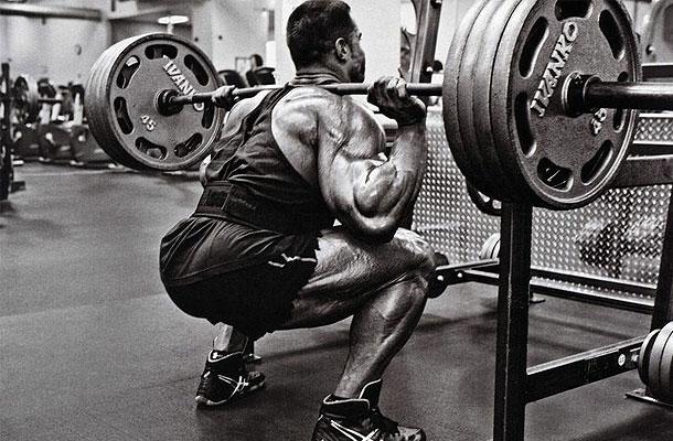 La testosterona y el entrenamiento de fuerza