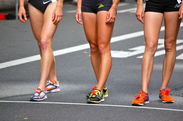 Zapatillas rápidas y ligeras para competir (voladoras)