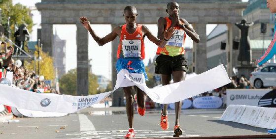 ¿Por qué los atletas africanos son mejores fondistas?