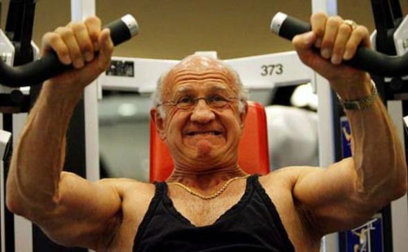 Sarcopenia o pérdida de masa muscular en personas mayores (I)