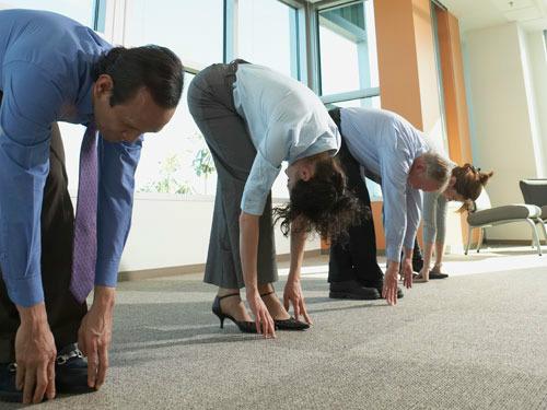 Es tu empresa saludable: Personal Trainer en la empresa