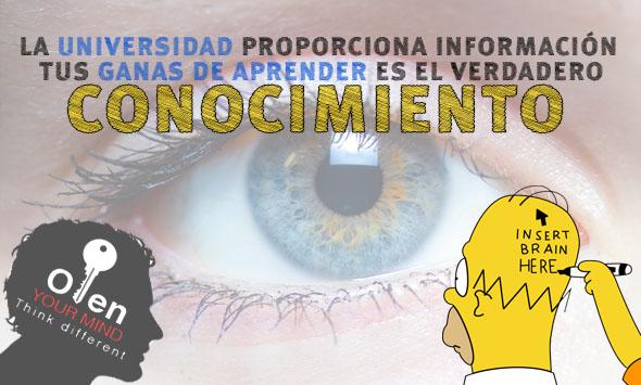 Abriendo los ojos: Actualizarse o morir