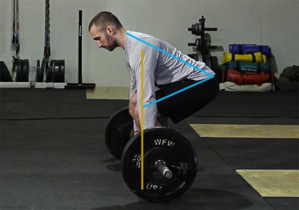 El peso muerto un ejercicio para la salud