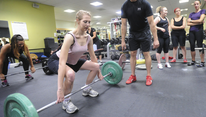 olimpic weightlifting