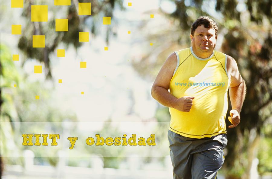 hiit y obesidad