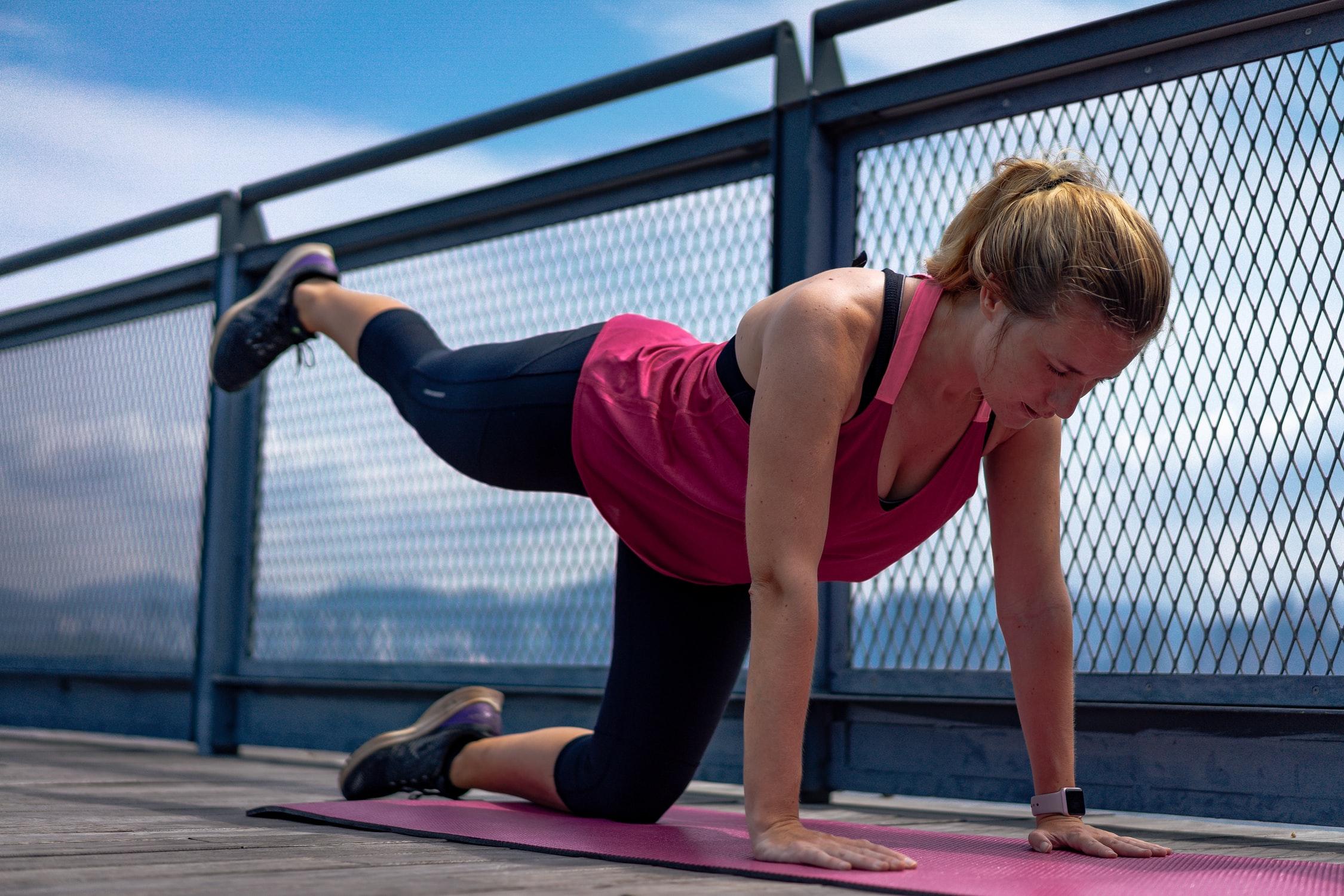 El ejercicio físico combate los síntomas de la fibromialgia